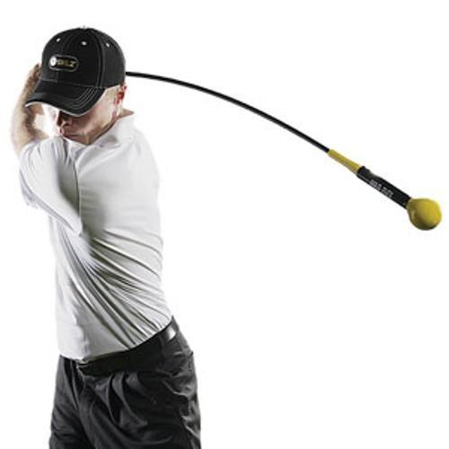 SKLZ Gold Flex Golf Training Aid for Strength Tempo Training Golf Swing Trainer