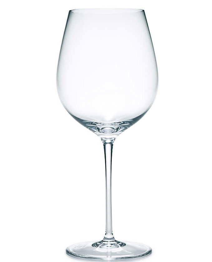 Tiffany and Co wine glass